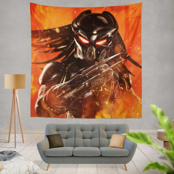 The Predator Movie Wall Hanging Tapestry