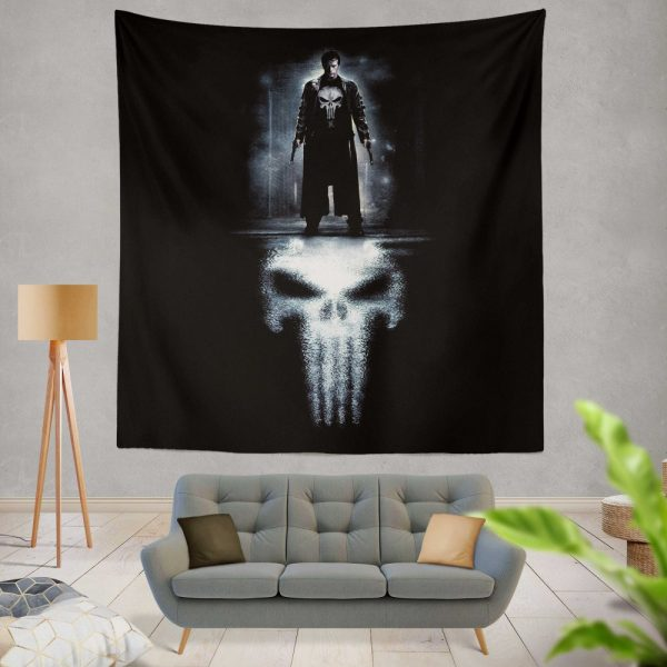 The Punisher Movie 2004 Wall Hanging Tapestry