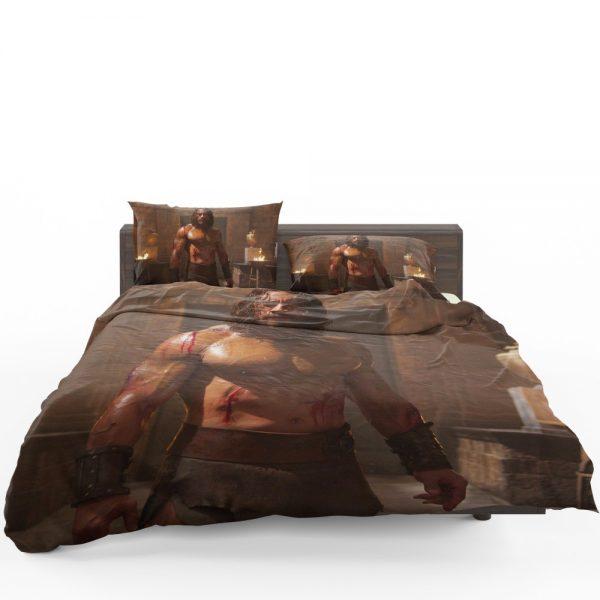 The Rock in Hercules Movie 2014 Bedding Set 1