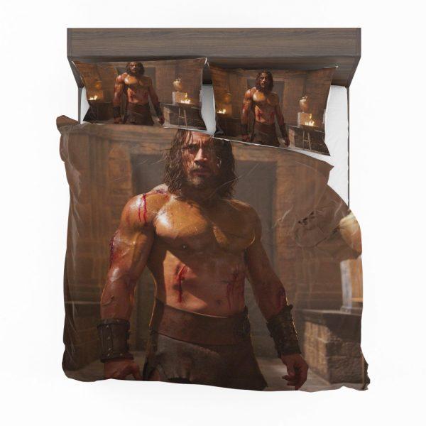 The Rock in Hercules Movie 2014 Bedding Set 2