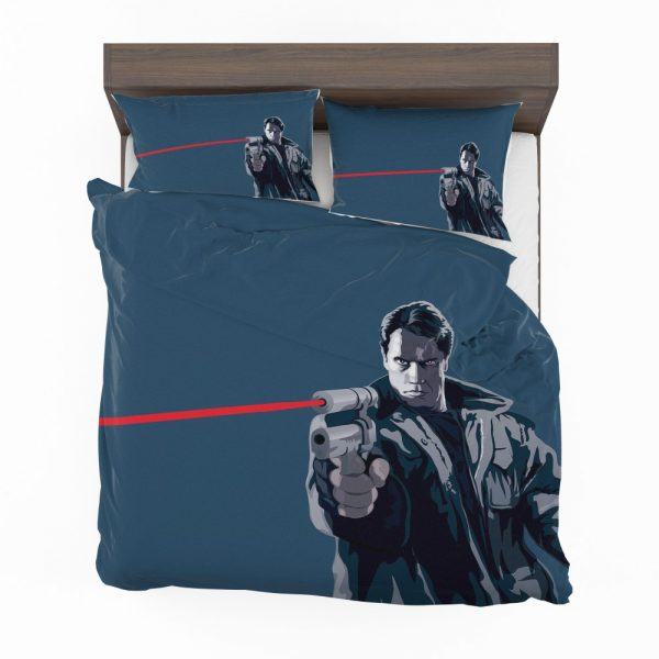 The Terminator Movie Bedding Set 2