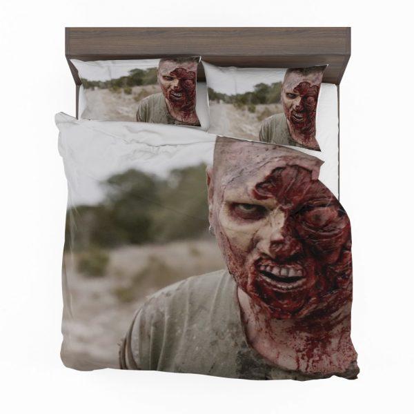 The Walking Deceased Movie Bedding Set 2