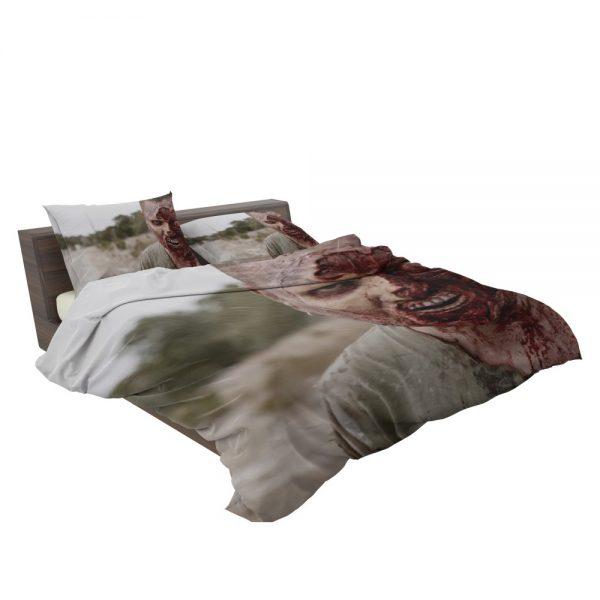 The Walking Deceased Movie Bedding Set 3