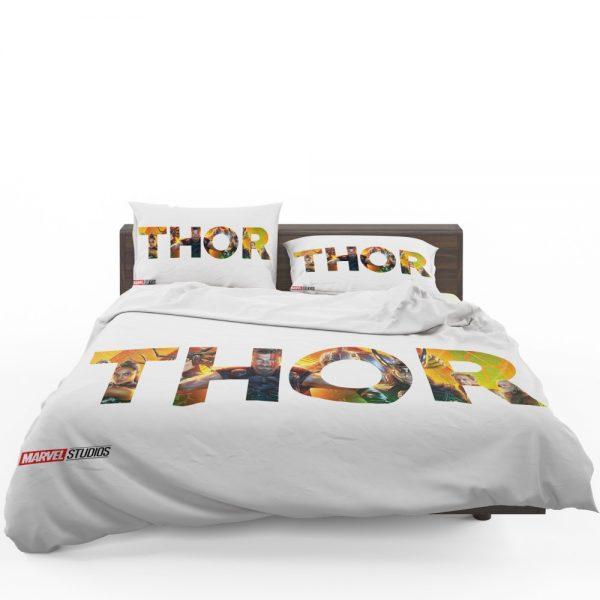 Thor Ragnarok Movie Bedding Set 1