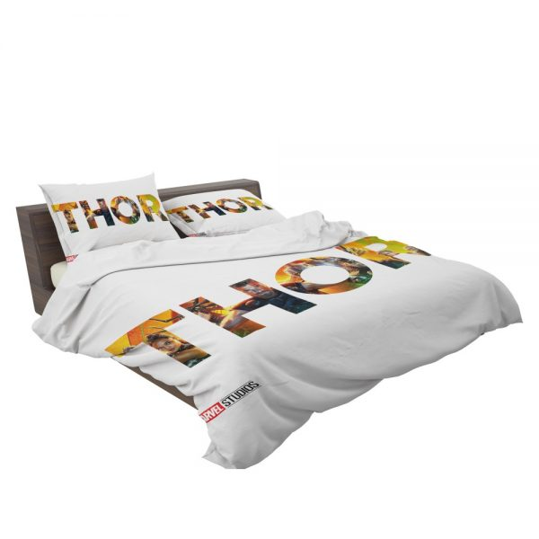 Thor Ragnarok Movie Bedding Set 3