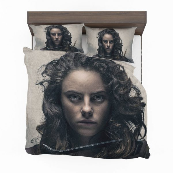 Tiger House Movie Kaya Scodelario Bedding Set 2