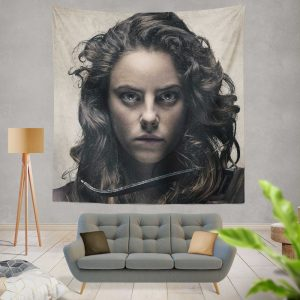 Tiger House Movie Kaya Scodelario Wall Hanging Tapestry