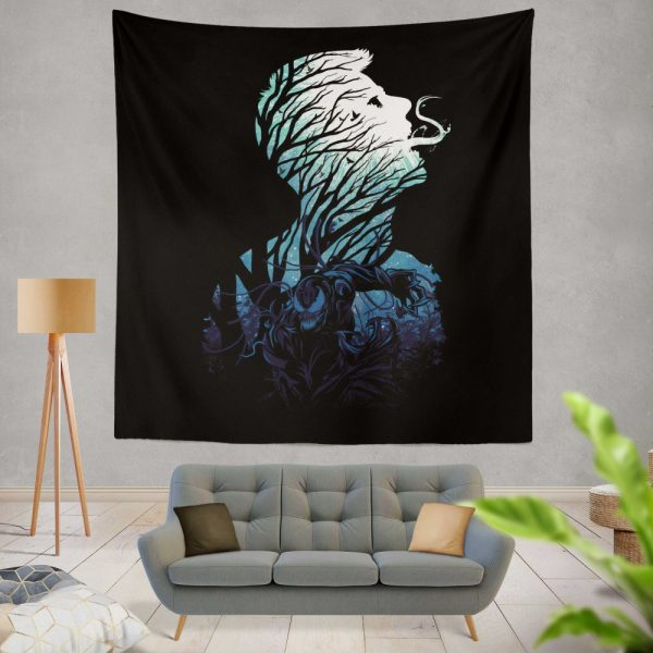 Tom Hardy in Venom MovieWall Hanging Tapestry
