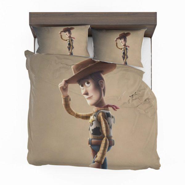 Toy Story 4 Movie Woody Bedding Set 2