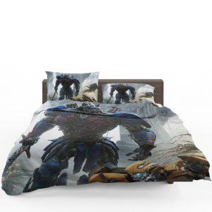 Transformers The Last Knight Movie Optimus Prime Bedding Set 1