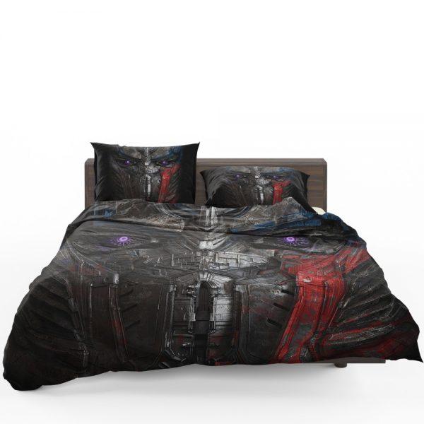 Transformers The Last Knight Movie Optimus Prime Transformers 5 Bedding Set 1