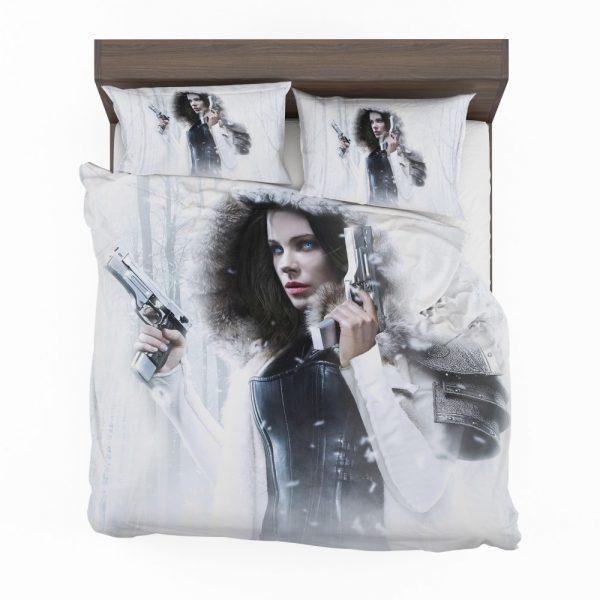 Underworld Blood Wars Fantasy Action Movie Kate Beckinsale Selene Bedding Set 2