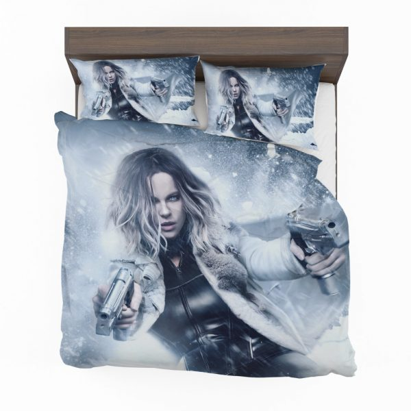 Underworld Blood Wars Movie Kate Beckinsale Selene Bedding Set 2