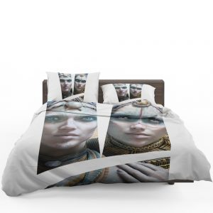Valerian and the City of a Thousand Planets Movie Cara Delevingne Sergeant Laureline Bedding Set 1