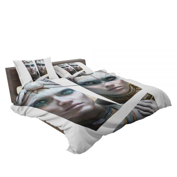 Valerian and the City of a Thousand Planets Movie Cara Delevingne Sergeant Laureline Bedding Set 3