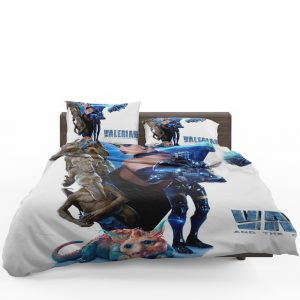Valerian and the City of a Thousand Planets Movie Rihanna Bedding Set 1