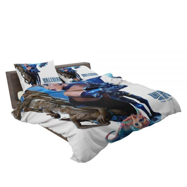 Valerian and the City of a Thousand Planets Movie Rihanna Bedding Set 3