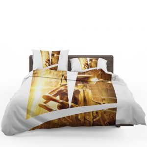 Valerian and the City of a Thousand Planets Movie Robot Bedding Set 1