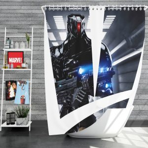 Valerian and the City of a Thousand Planets Movie Valerian and the City of a Thousand Planets Shower Curtain