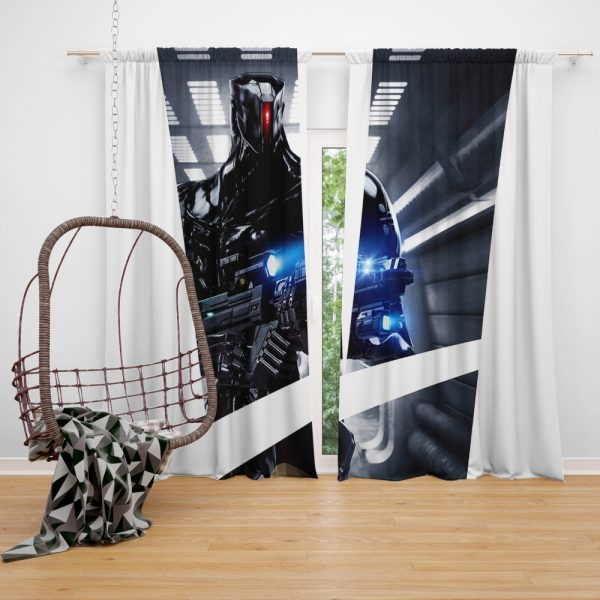 Valerian and the City of a Thousand Planets Movie Valerian and the City of a Thousand Planets Window Curtain