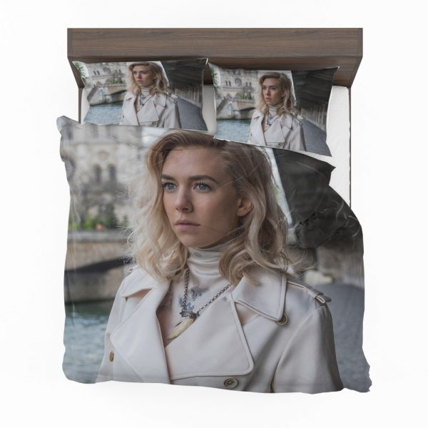 Vanessa Kirby in Mission Impossible Fallout Movie Bedding Set 2
