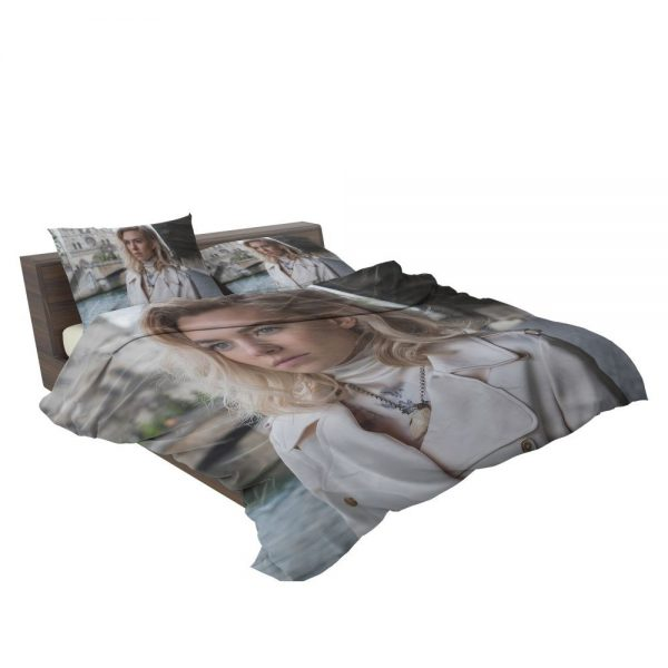 Vanessa Kirby in Mission Impossible Fallout Movie Bedding Set 3