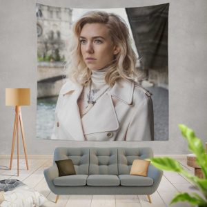 Vanessa Kirby in Mission Impossible Fallout Movie Wall Hanging Tapestry