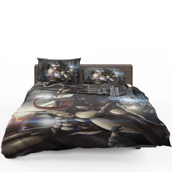 Venom Movie Marvel Bedding Set 1
