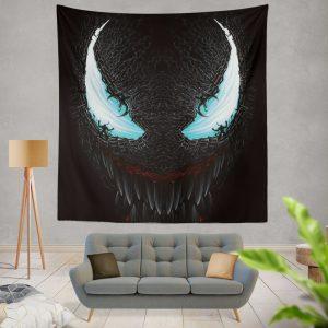 Venom Movie Riot Marvel Comics Wall Hanging Tapestry
