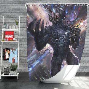 Venom Movie Shower Curtain