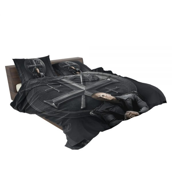 Vin Diesel in The Last Witch Hunter Movie Bedding Set 3