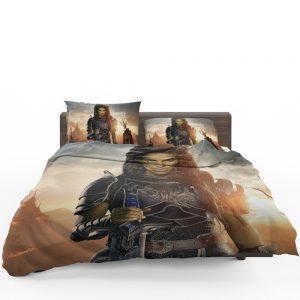 Warcraft Movie Armor Brunette Bedding Set 1