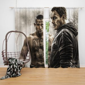 We Die Young Movie Jean‑Claude Van Damme Window Curtain