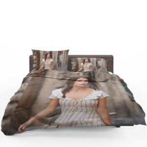 Welcome Home Movie American Braid Brunette Bedding Set 1
