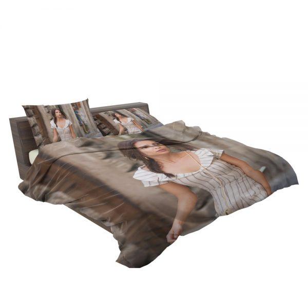 Welcome Home Movie American Braid Brunette Bedding Set 3