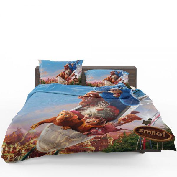 Wonder Park Movie Kids Bedding Set 1