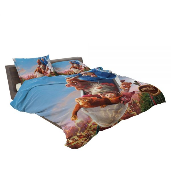 Wonder Park Movie Kids Bedding Set 3