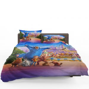 Wonder Park Movie Paramount Animation Bedding Set 1