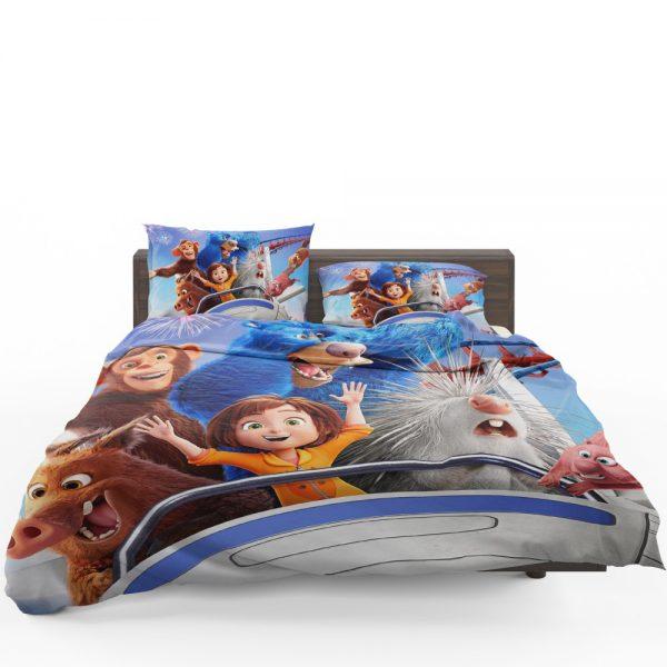 Wonder Park Movie Teens Bedding Set 1