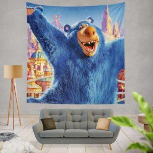 Wonder Park Movie Wall Hanging Tapestry