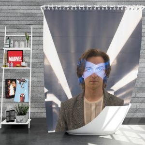 X-Men Apocalypse Movie James McAvoy Professor X Shower Curtain