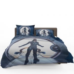 X-Men Apocalypse Movie Jean Grey Sophie Turner Bedding Set 1