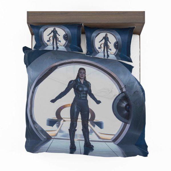 X-Men Apocalypse Movie Jean Grey Sophie Turner Bedding Set 2