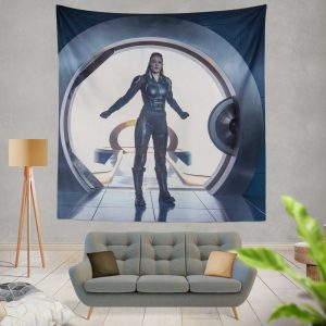X-Men Apocalypse Movie Jean Grey Sophie Turner Wall Hanging Tapestry
