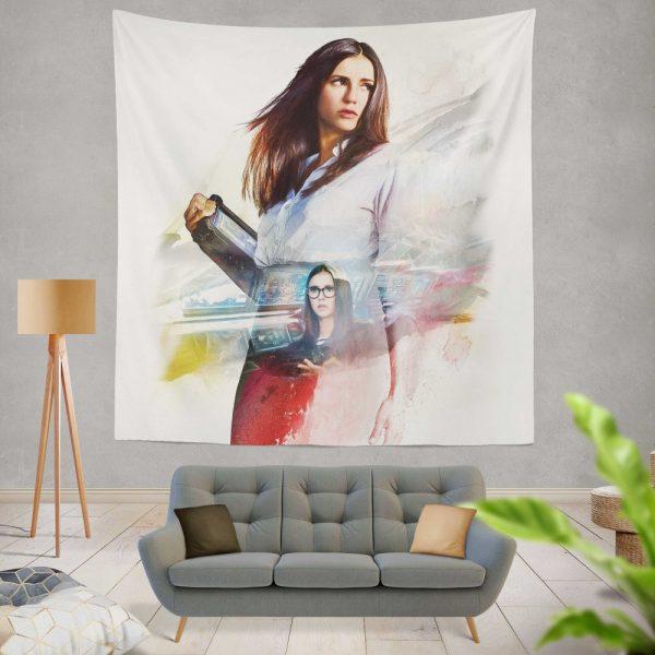 XXX Return of Xander Cage Movie Nina Dobrev Wall Hanging Tapestry
