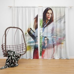 XXX Return of Xander Cage Movie Nina Dobrev Window Curtain