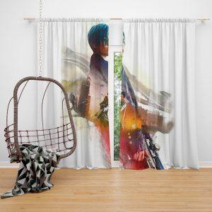 XXX Return of Xander Cage Movie Ruby Rose Adele Wolff Window Curtain