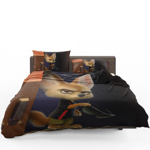 Zootopia Movie Finnick Bedding Set 1