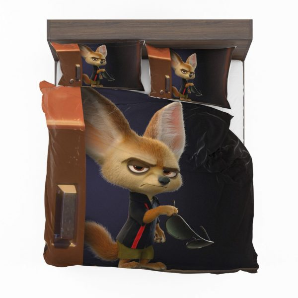 Zootopia Movie Finnick Bedding Set 2