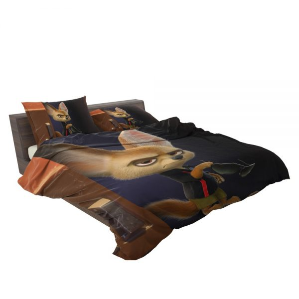 Zootopia Movie Finnick Bedding Set 3